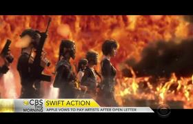 Apple vows to pay artists in response to Taylor Swift's open letter