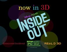 Inside Out - Official Movie TV SPOT: #1 Family Movie (2015) HD - Pixar Animated Movie