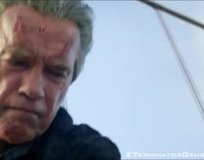 Terminator Genisys - Official Movie TV SPOT: Never Done (2015) HD - Emilia Clarke, Arnold Schwarzenegger Movie