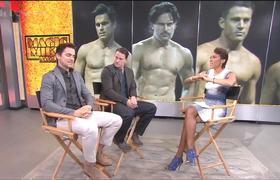 Good Morning America - Channing Tatum Interview (Magic Mike XXL)