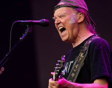 Neil Young Wants His Anthem Back