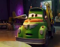 Planes Fire Rescue Thunder TRAILER 2014