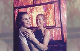 Adorable - Selena Gomez Gets Maternal Advice from Jennifer Aniston