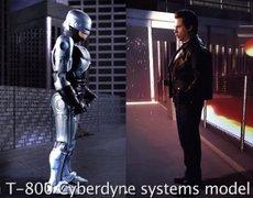 Terminator vs Robocop [Epic Rap Battles of History]