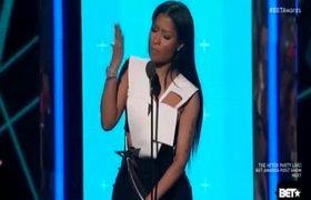 BET Awards 2015 -- Nicki Minaj Doesn't Know What Award She Won