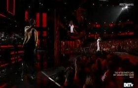 BET Awards 2015 -- Fetty Wap Performs