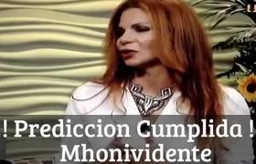 Mhoni Vidente predijo que México no participará en Miss Universo