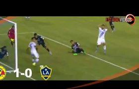 América vs LA Galaxy (1-2) Goles Resumen International Champions Cup 2015