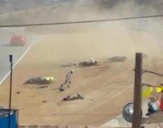 Two Spanish pilots die in tragic accident at Laguna Seca