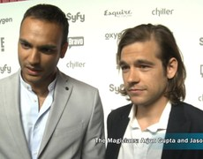 Actors Dish on New SYFY Series The Magicians