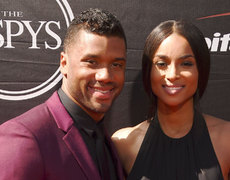 Ciara and Russell Wilson Wow at The ESPYs