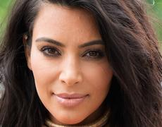 Kim Kardashian's Most Horrific Spread Yet?