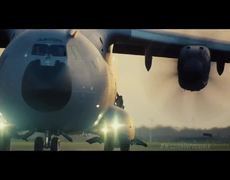 Mission: Impossible - Rogue Nation - Official Movie TV SPOT: A400 (2015) HD - Tom Cruise, Simon Pegg Movie