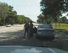 DASHCAM: Shows Sandra Bland arrest
