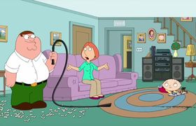 FAMILY GUY: Special Dream Trip from