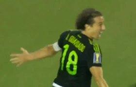 Gol Andres Guardado - Mexico vs Jamaica (1-0) Copa Oro Final CONCACAF