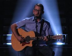 America's Got Talent 2015 - Johnny Shelton: Singer Delivers Emotional Cover of Miranda Lambert Song (Judge Cuts)