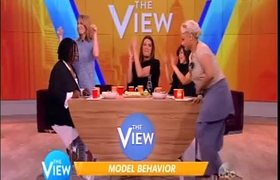 THE VIEW: The Panel Talks Cara Delevingne