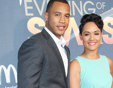 Empire Co-Stars Engaged!