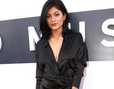 Kylie Jenner Gifted $320,000 Ferrari