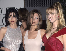 Which Friends Stars Weren't Invited to Jennifer Aniston's Wedding?