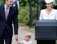 Royal Family Warns Paparazzi to Stop Harassing Prince George