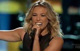 Teen Choice Awards 2015 -- Rachel Platten Performance 'Fight Song'