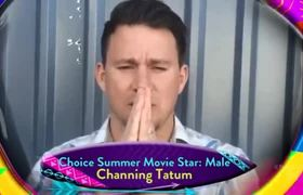Teen Choice Awards 2015 -- Shawn Mendes AND Channing Tatum Wins