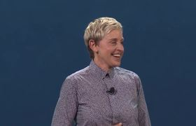 D23 Expo: FINDING DORY: Panel Presentation - Ellen DeGeneres, Pixar 2016