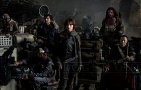 Star Wars Anthology: Rogue One - The Cast Photo Revealed