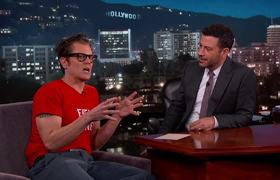 Interview JK - Johnny Knoxville Tells Evel Knievel Stories