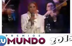 Homenaje a Joan Sebastian en Premios Tu Mundo 2015