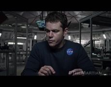 The Martian - Official Extended Movie TV SPOT: I'm Alive (2015) HD - Matt Damon, Jessica Chastain Movie