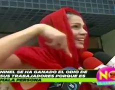 Niurka Marcos está molesta con Ninel Conde