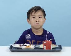 American Kids Try School Lunches from Other Countries