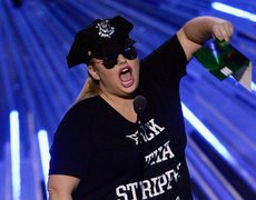 Rebel Wilson Makes Light of Police Injustice