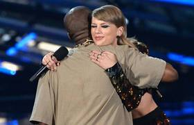 Taylor Swift Talk about Kanye West at The MTV VMA 2015