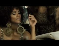 Frankie Alice Official Movie CLIP Did the Crossword 2014 HD Halle Berry Movie
