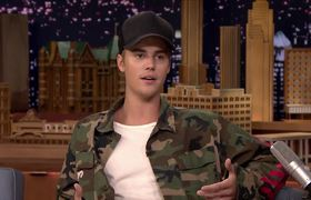 The Tonight Show - Justin Bieber Explains Why He Got Emotional During the 2015 MTV VMAs