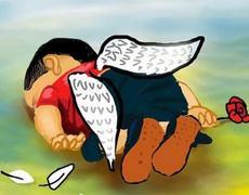 Tributes to Aylan Kurdi