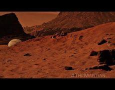The Martian - Official Movie TV SPOT: Still Alive (2015) HD - Matt Damon, Jessica Chastain Movie