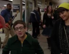 GLEE Dont Sleep In The Subway from New New York Full Performance