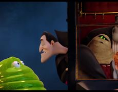 Hotel Transylvania 2 - Official Movie TV SPOT: The Magic of Family (2015) HD - Adam Sandler Animated Movie