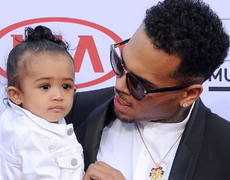 Chris Brown Wins Joint Custody Of Royalty