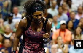Serena Williams Ether a Reporter for Asking a Dumb Question
