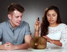 Try Smelliest Fruit In The World
