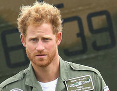 Prince Harry's Sexy Birthday Look!