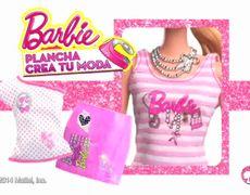 Barbie Plancha crea tu moda Promo España