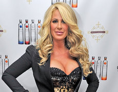 Kim Zolciak Flips Out On Airline