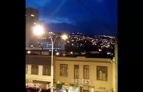 Alarma de Tsunami en Chile despues del Terremoto